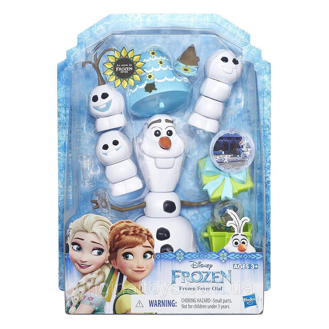 Игровой набор Олаф Disney Frozen Fever