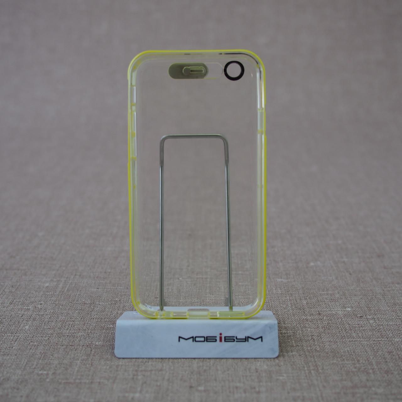 Накладка ROCK Light Tube iPhone 6 green Для телефона