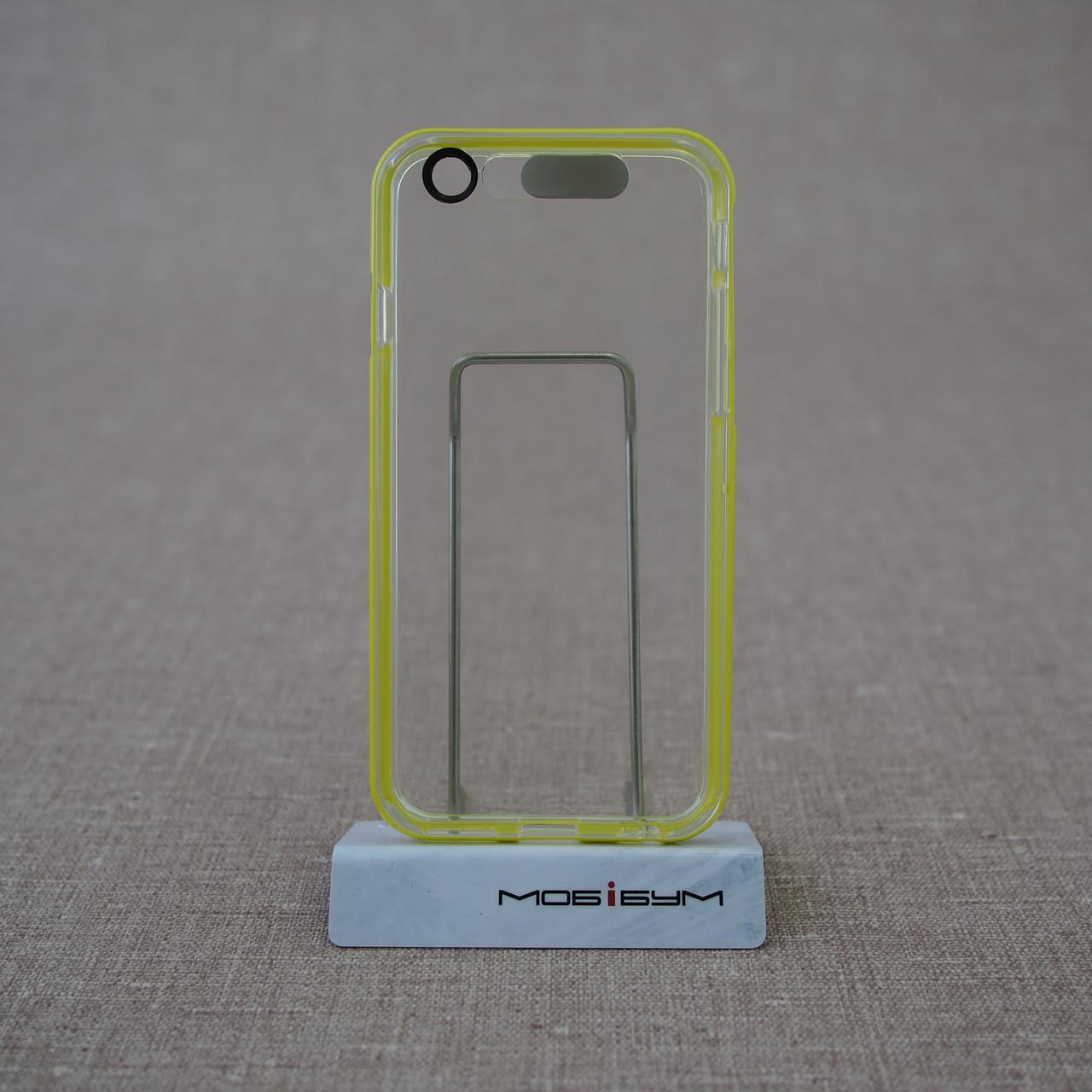 Накладка ROCK Light Tube iPhone 6 green EAN/UPC: 6950290669866
