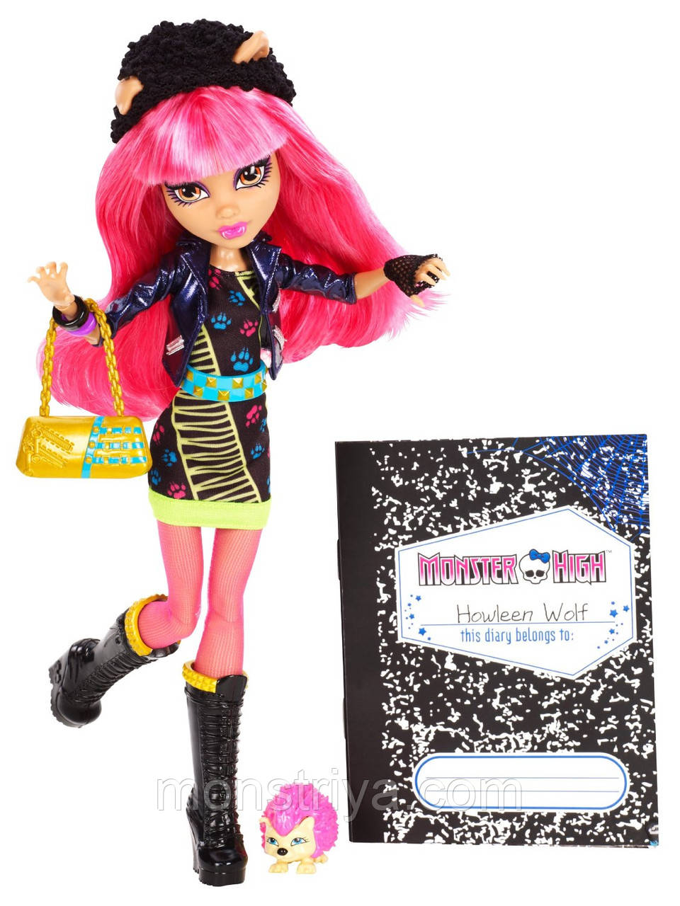 Лялька Monster High - 13 Wishes Howleen Wolf Монстр Хай Київ.