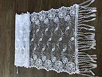 Шарф для невесты на венчание
