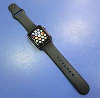 Смарт часы Apple Watch 3 42mm - отличное состояние / комплект