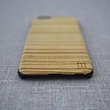 Чехол Mannwood Wood iPhone 6 Zebrano/black EAN/UPC: 8809339476959, фото 3