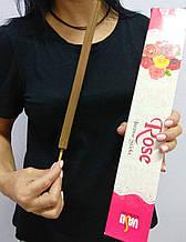 Vasu Intense Sticks Rose Аромапалочка индийская большая Роза 60 грн
