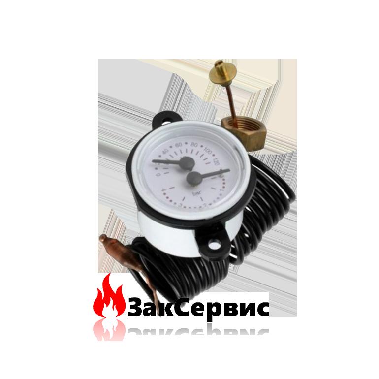 Термоманометр на газовый котел Baxi ECO, Westen Energy 8922380