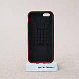 Чехол Spigen Neo Hybrid Carbon iPhone 6 Dante red (SGP11623) EAN/UPC: 8809404219580, фото 2