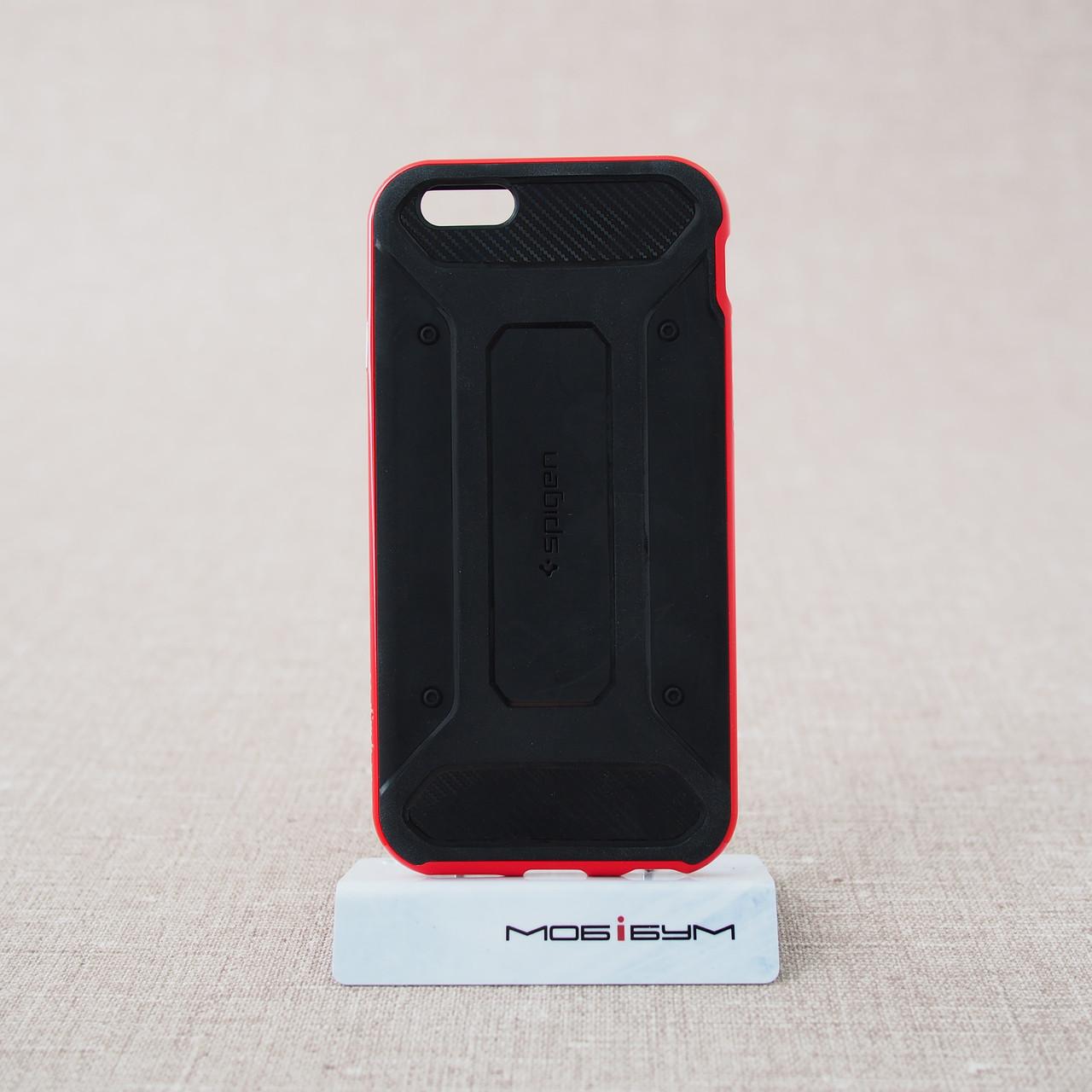 Чехол Spigen Neo Hybrid Carbon iPhone 6 Dante red (SGP11623) EAN/UPC: 8809404219580