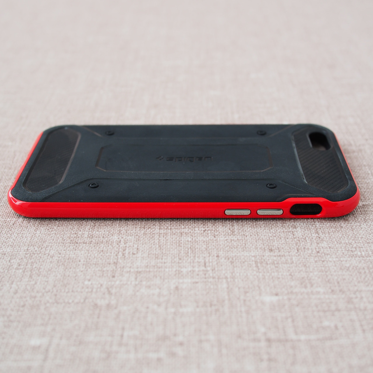 Spigen Neo Hybrid Carbon iPhone 6 Dante red