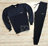 Спортивный костюм Nike черного цвета, фото 1