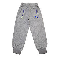 Спортивні штани для хлопчика 104-128 (4-8 років) сірі