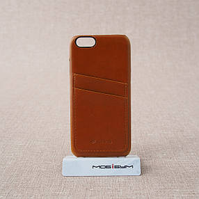 Чехол Melkco Jacka Mini PU iPhone 6 brown (API6FSLOCF3BNPU), фото 2