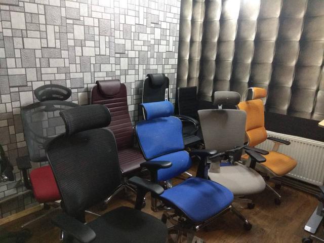 Ergo Place эргономичные кресла. Okamura. Dvary. Comfort Seating.