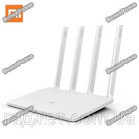 Маршрутизатор Xiaomi Mi Wi-Fi Router 3. AC 1200.Xiaomi Router 3. Xiaomi Mi WiFi Router 3 с 4-мя антеннами