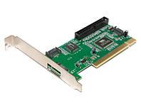 Контролер PCI to SATA(3port)+IDE (1port)