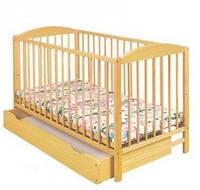 Кроватка для новорожденных RADEK II С ЯЩИКОМ