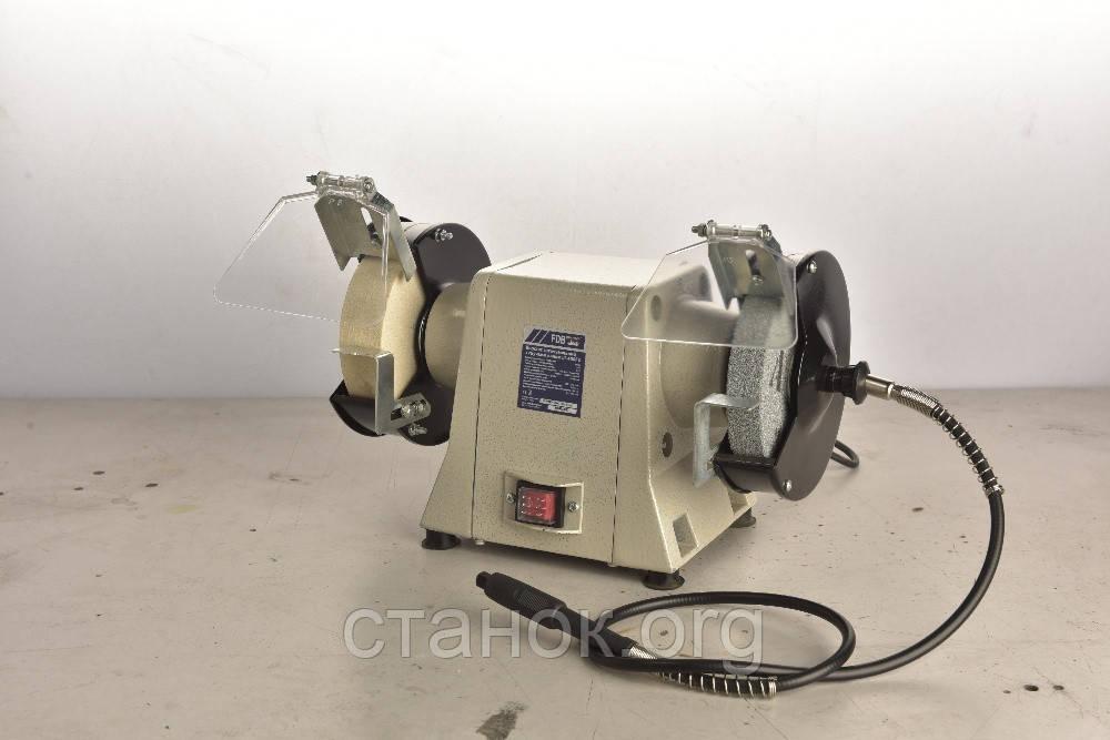FDB Maschinen LT-450 FS заточной точильный станок с гибким валом фдб машинен лт 450 фс