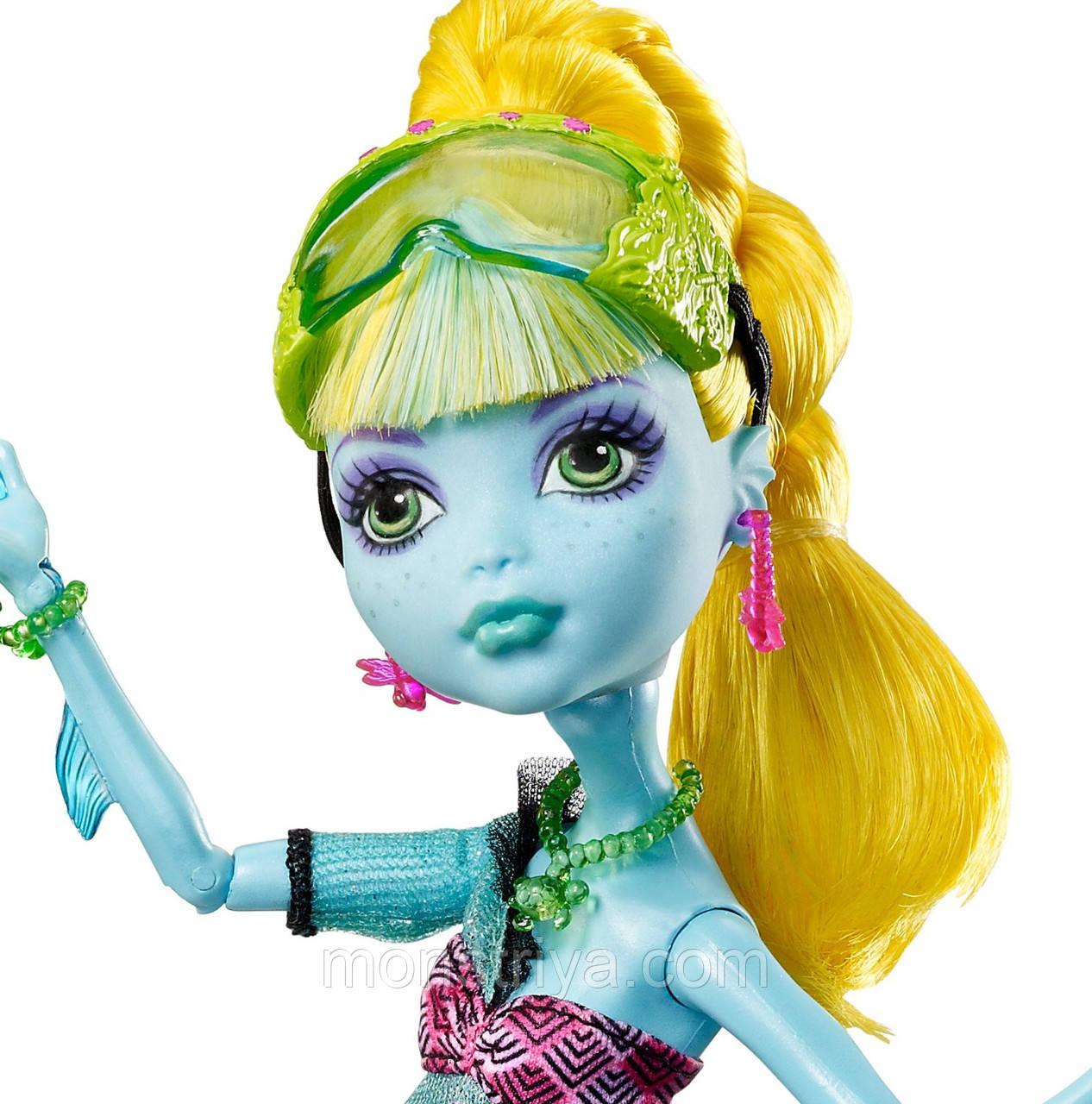 Кукла Monster High Монстер Хай Lagoona Blue Лагуна Блю 13 Wishes 13 Желаний,Киев