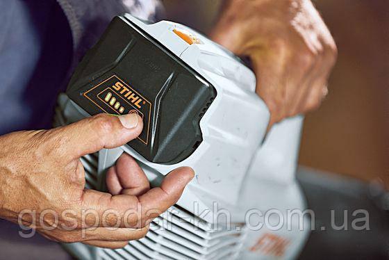 Аккумулятор Stihl АК 20 индикатор