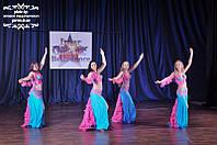 Взрослый ансамбль восточного танца