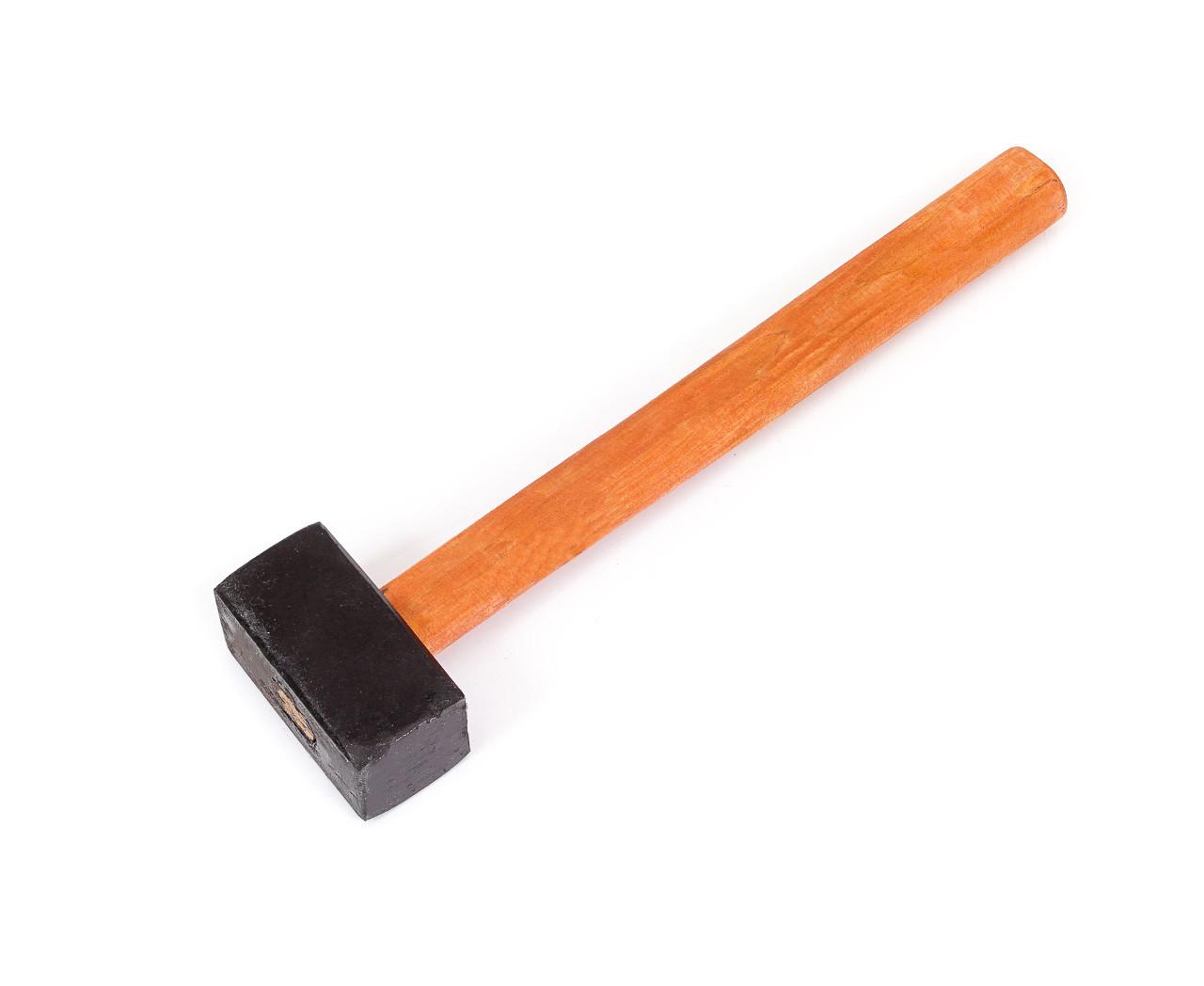 Кувалда Polax 4 кг (100-254) деревянная ручка