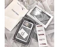 Мужской подарочный набор ремень и портмоне (440), фото 1