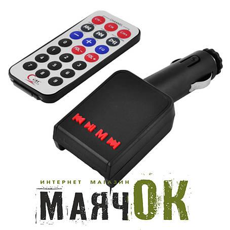 Автомобильный FM модулятор 03, фото 2