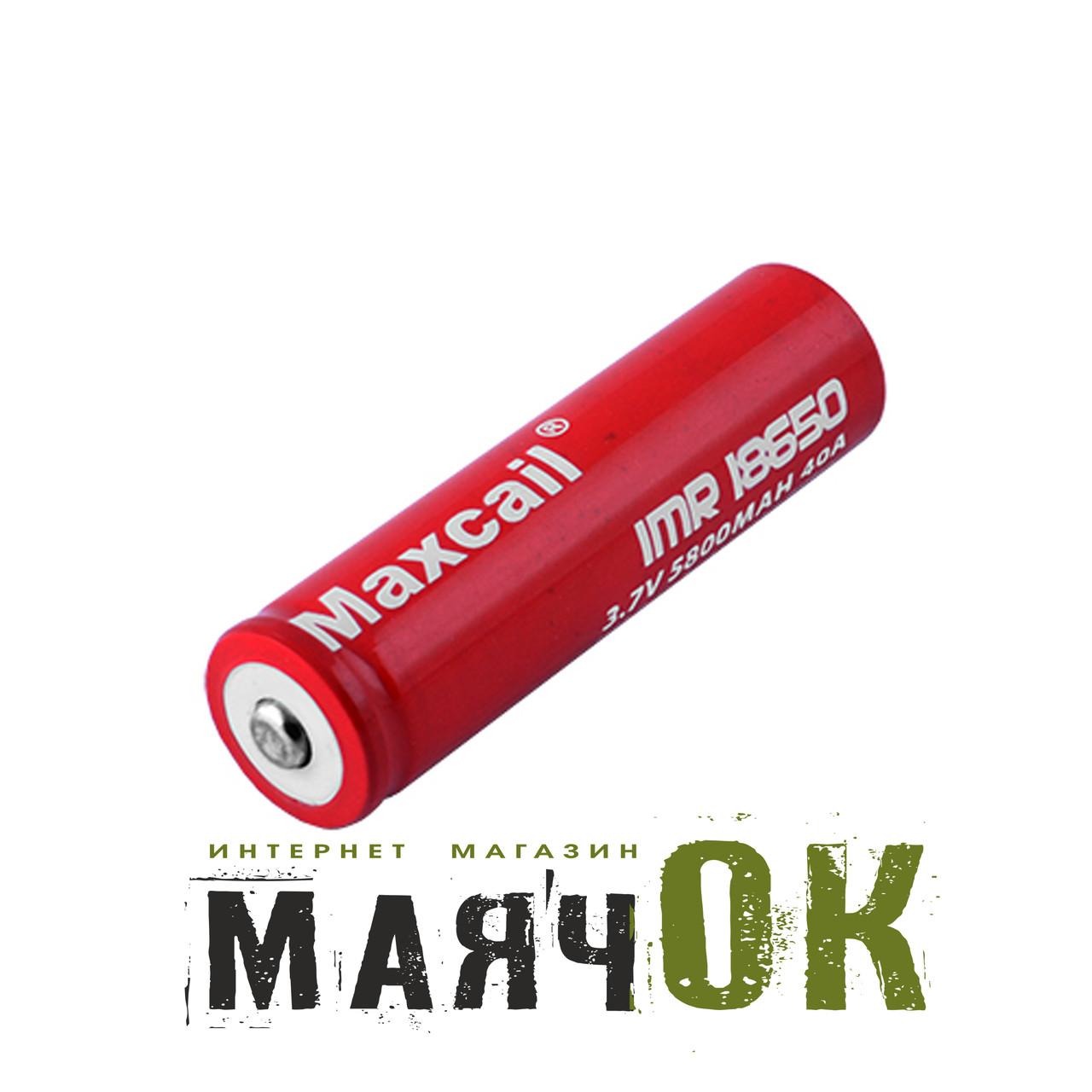 Аккумулятор Maxcail 18650-5800mAh