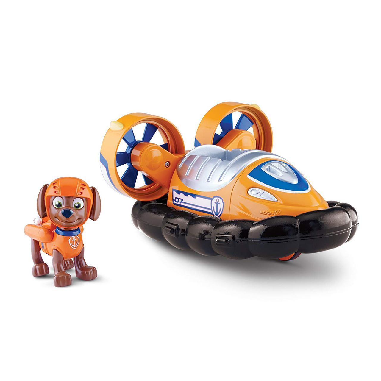 Spin Master Paw Patrol щенячий патруль Спасательный катер с фигуркой З