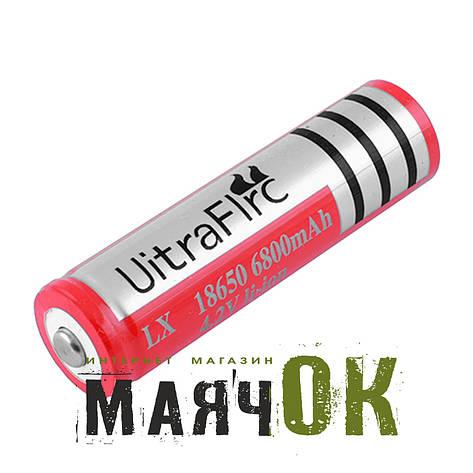 Аккумулятор Ultra Fire, 18650-6800mAh , фото 2