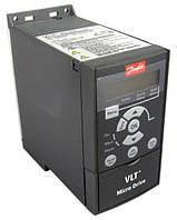 Преобразователь частоты Danfoss VLT MICRO DRIVE 11 кВт 380-480 В
