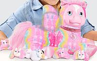 Мягкая игрушка Беременный Пегас с детками Pegasus Surprise, оригинал из США, фото 1