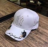 Женская кепка New York. Стильные кепки. Бейсболка  New York в разных цветах. Качественные кепки., фото 5