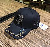 Женская кепка New York. Стильные кепки. Бейсболка  New York в разных цветах. Качественные кепки., фото 6