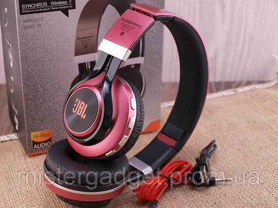 Беспроводные наушники B21 Pink Wireless с Bluetooth, фото 2