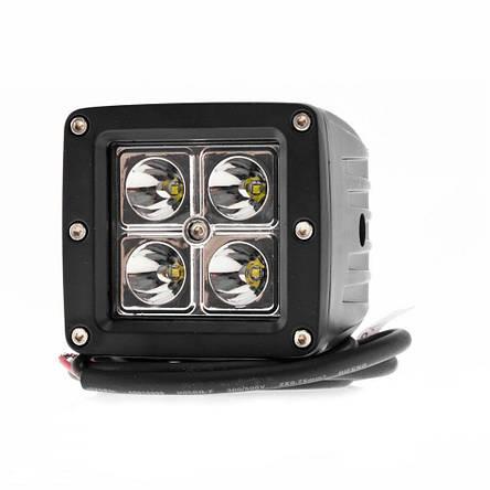Светодиодная(LED) фара RS WL-1212 spot, фото 2