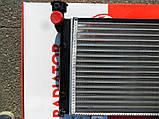 Радиатор системы охлаждения ВАЗ 2103, 2106 (Aurora Польша), фото 2
