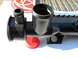 Радиатор системы охлаждения ВАЗ 2103, 2106 (Aurora Польша), фото 3