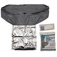 Одноразовый портативный биотуалет Disposa-John portable restroom. USA, оригинал, фото 1