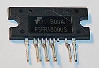 Микросхема FSFR1800US;  (9-SIP )