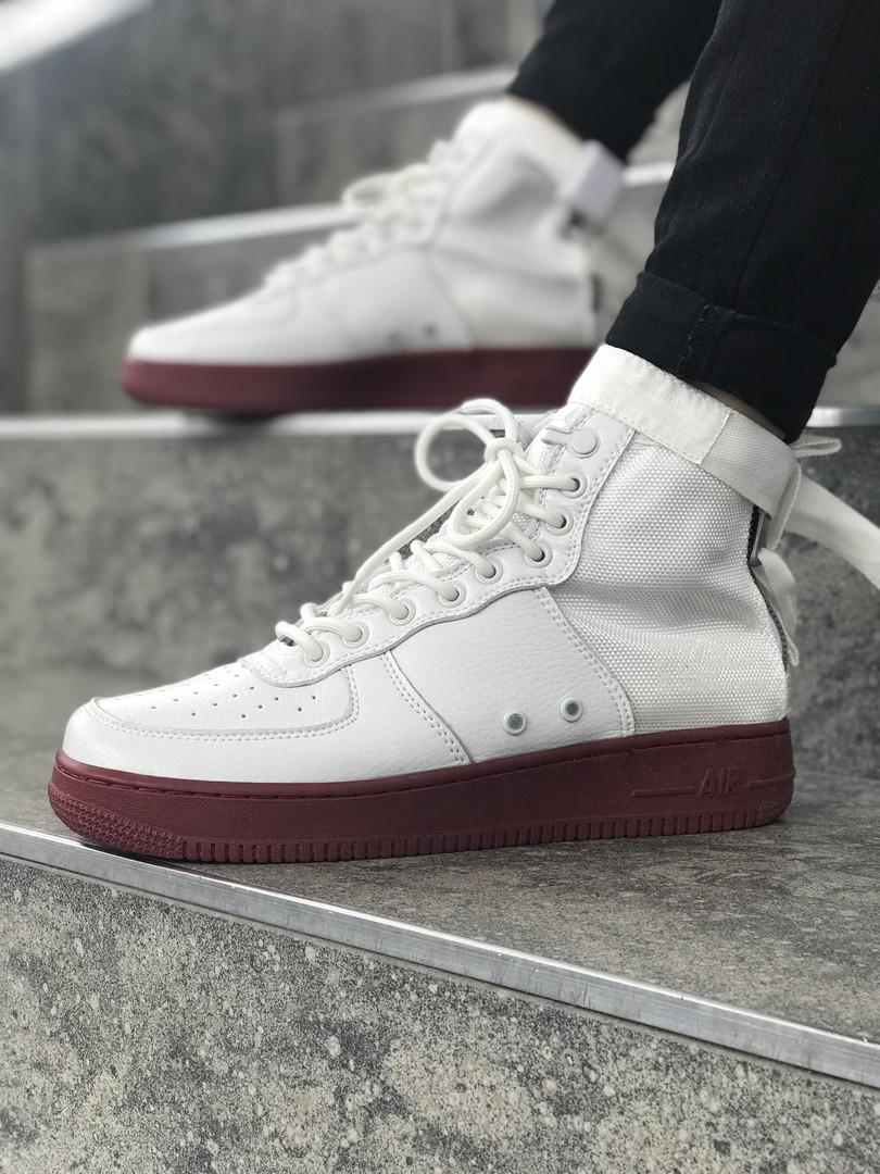 Мужские кроссовки Nike Air Force High ,Реплика AAA