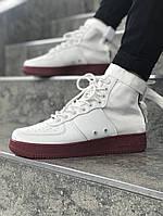 Мужские кроссовки Nike Air Force High ,Реплика AAA, фото 1