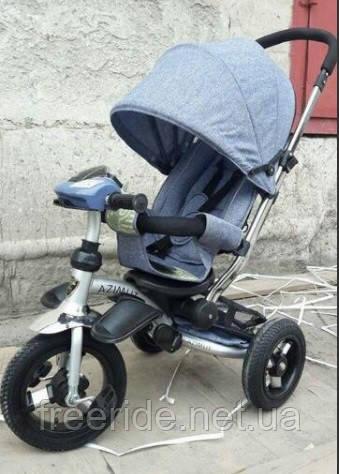 Детский трехколесный велосипед AZIMUT T-350 AIR