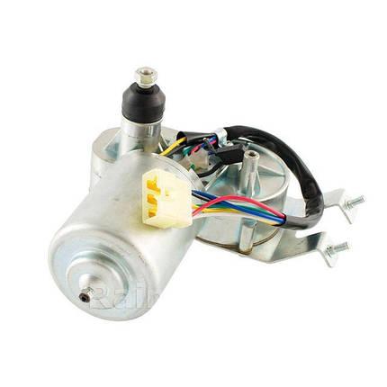 Мотор-редуктор стеклоочистителя ЗАЗ-1102 Таврия (VWF 0410) СтартВольт, фото 2
