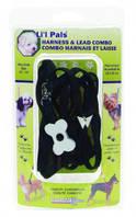 Coastal Bone Combo шлея для собак, нейлон, 0,8 см х 25 - 35 см