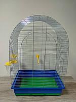 Клетка для попугая Люси, цинк