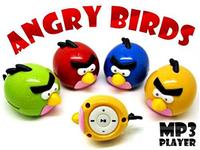 Mp3 плеер Angry birds