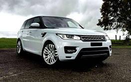 Диски и шины на Land Rover Range Rover Sport