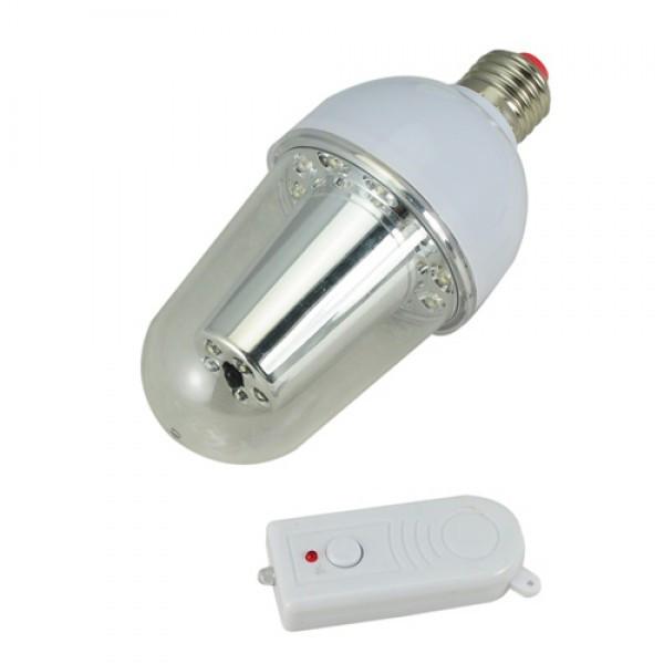 Лампа 25 LED с рефлекторным усилителем.