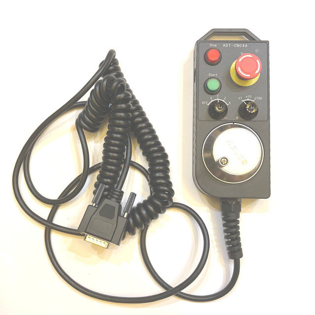 Выносной пульт управления ADT CNC4A для систем ЧПУ ADTECH