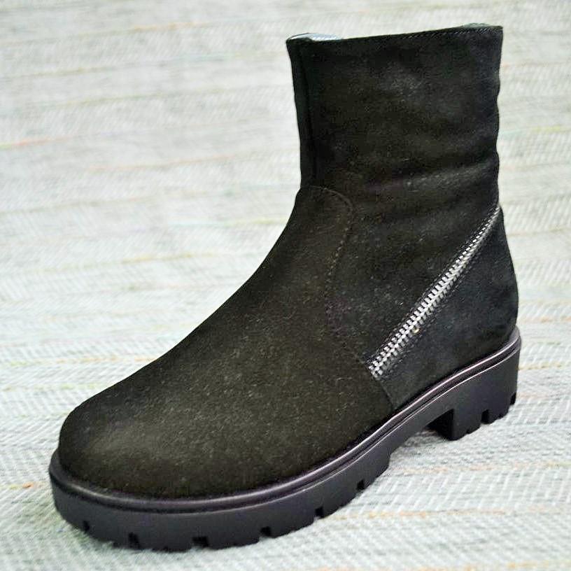 Замшевые ботинки для девочек, Eleven shoes размер 32 35